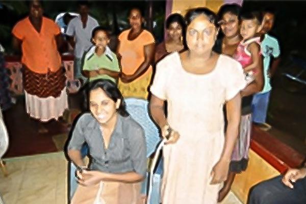 スリランカの健康増進活動